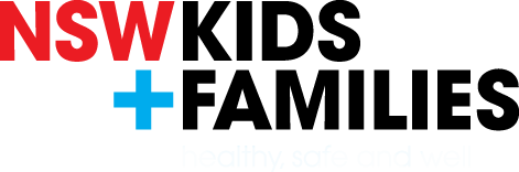 NSW kids and families logo